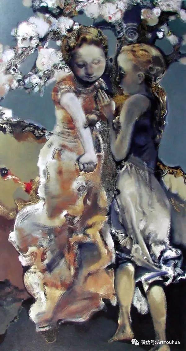 一位才华横溢的女画家夏俊娜插图37