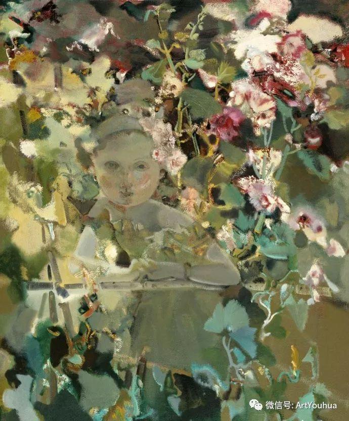 一位才华横溢的女画家夏俊娜插图45