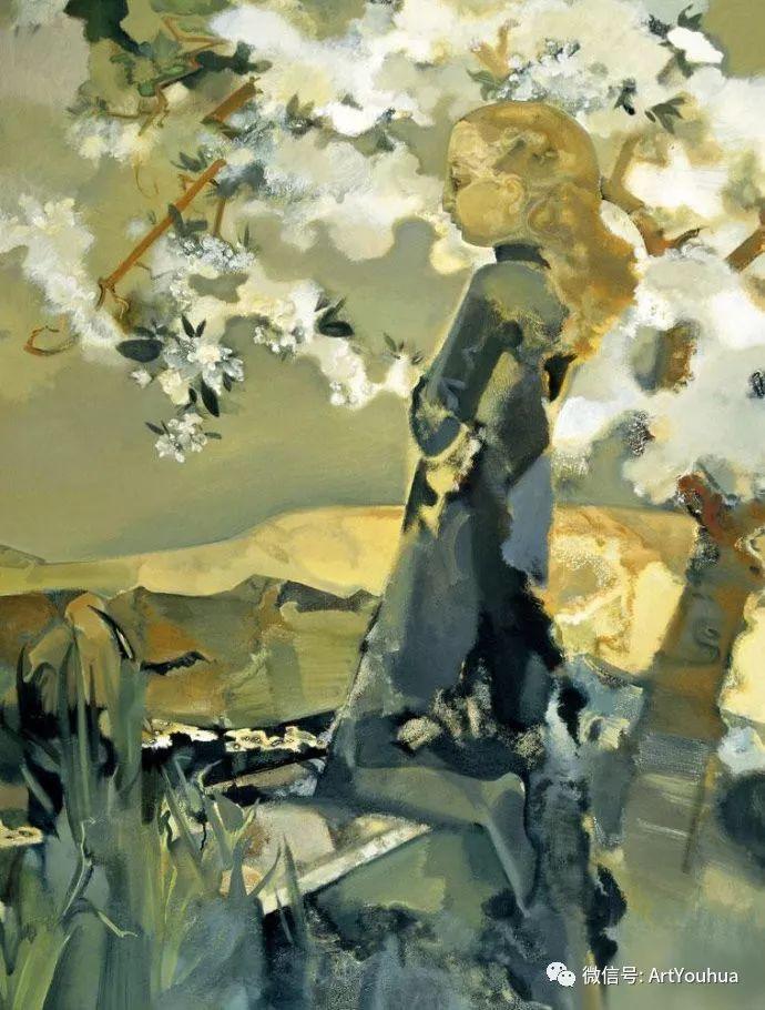 一位才华横溢的女画家夏俊娜插图49