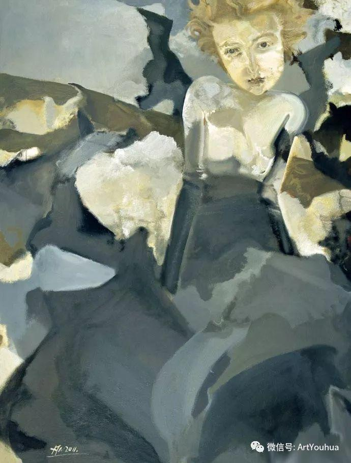 一位才华横溢的女画家夏俊娜插图65