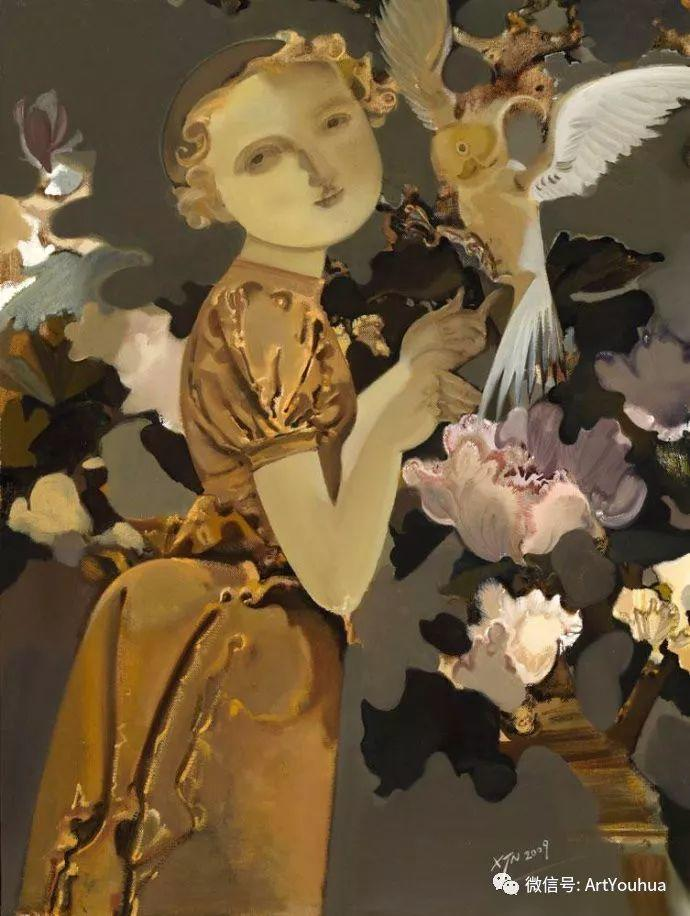 一位才华横溢的女画家夏俊娜插图69