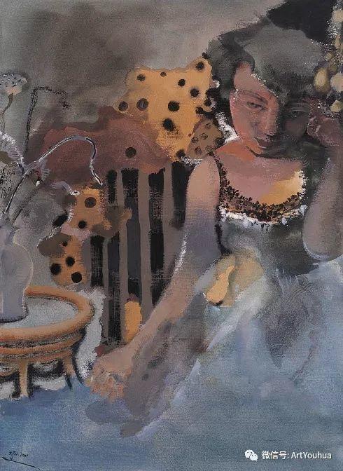 一位才华横溢的女画家夏俊娜插图83