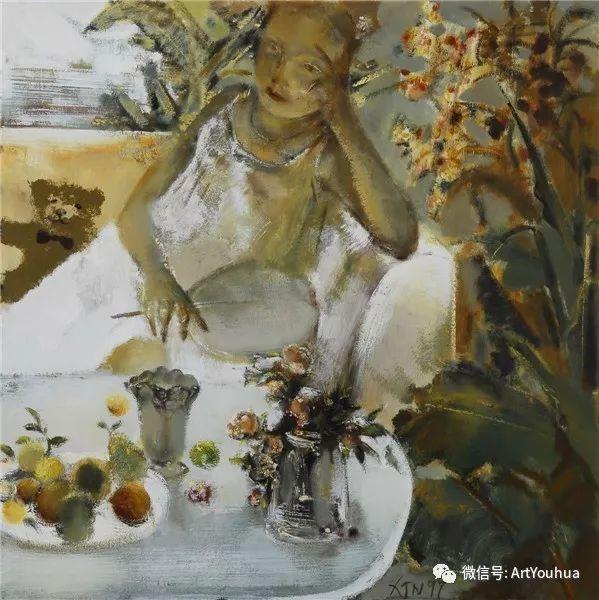一位才华横溢的女画家夏俊娜插图85