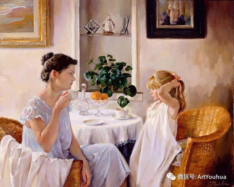 西班牙画家Ricardo Sanz作品欣赏插图1