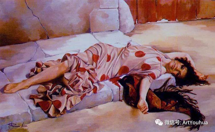 西班牙画家Ricardo Sanz作品欣赏插图13