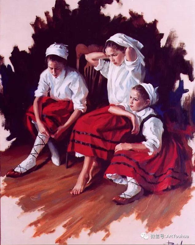 西班牙画家Ricardo Sanz作品欣赏插图17