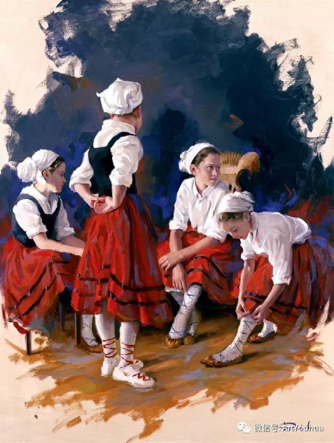 西班牙画家Ricardo Sanz作品欣赏插图19