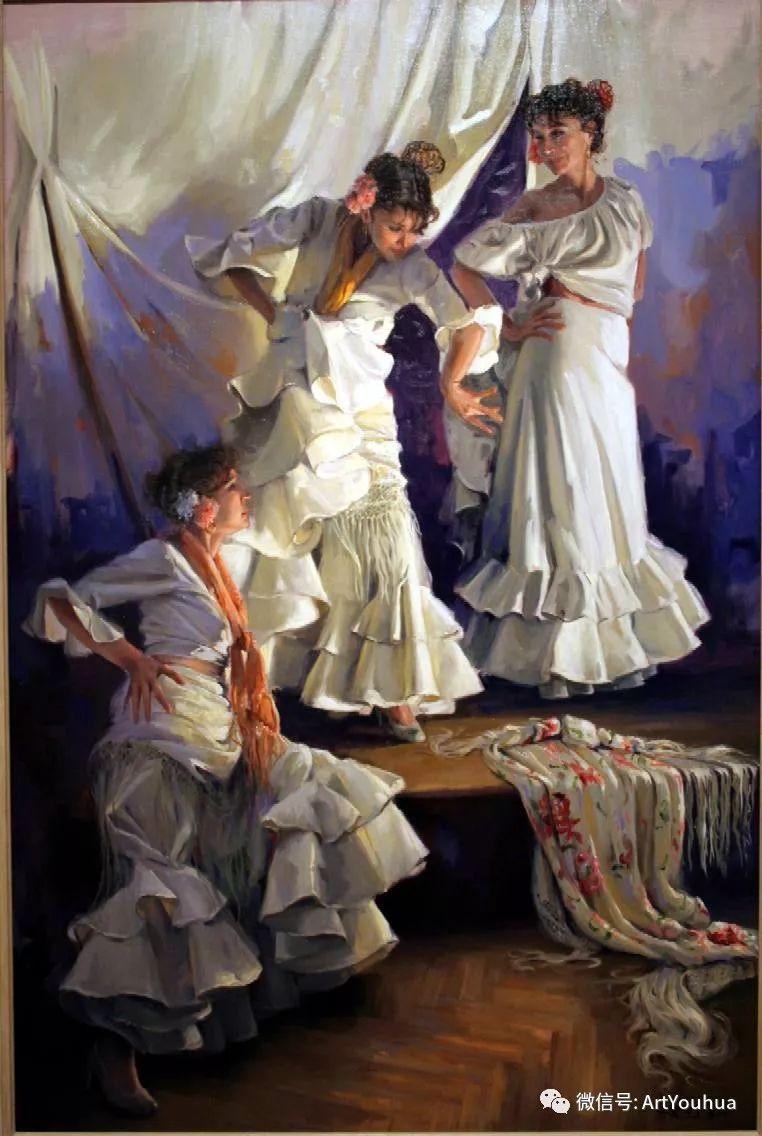 西班牙画家Ricardo Sanz作品欣赏插图31