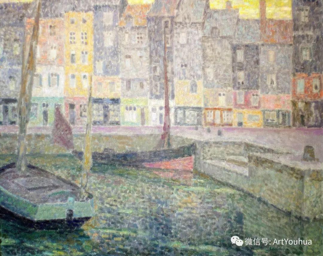 他以印象派手法描绘安静街角和花园而闻名插图12