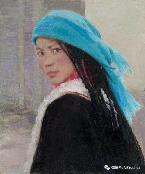 心灵的光泽——张祖英油画欣赏插图9