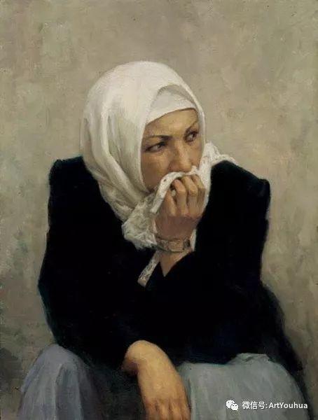 心灵的光泽——张祖英油画欣赏插图11