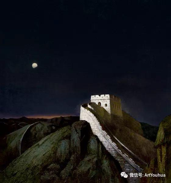 心灵的光泽——张祖英油画欣赏插图21