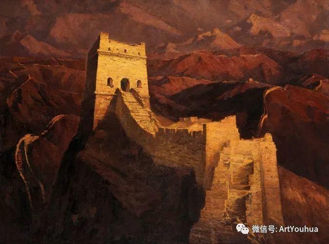 心灵的光泽——张祖英油画欣赏插图25