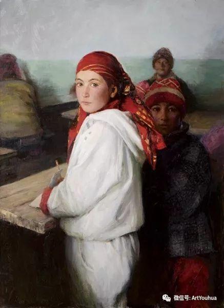 心灵的光泽——张祖英油画欣赏插图31