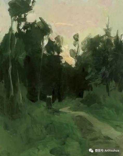心灵的光泽——张祖英油画欣赏插图39