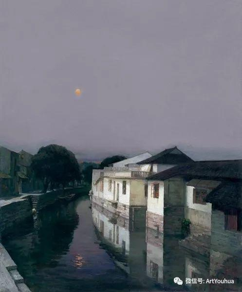 心灵的光泽——张祖英油画欣赏插图45