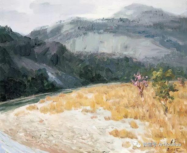 心灵的光泽——张祖英油画欣赏插图49