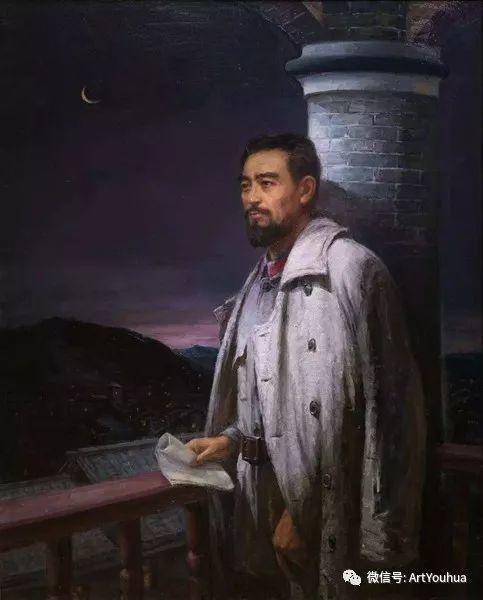 心灵的光泽——张祖英油画欣赏插图51