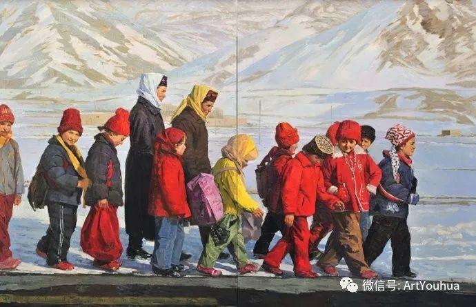 心灵的光泽——张祖英油画欣赏插图59