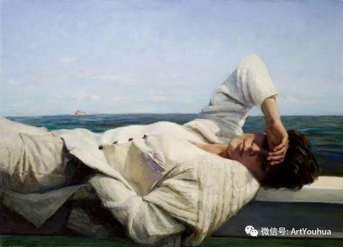 心灵的光泽——张祖英油画欣赏插图61