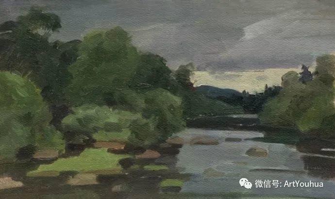 心灵的光泽——张祖英油画欣赏插图73
