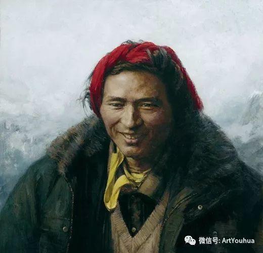 心灵的光泽——张祖英油画欣赏插图77