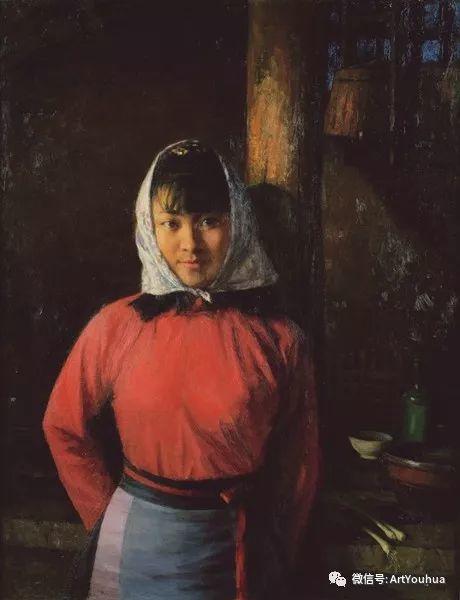 心灵的光泽——张祖英油画欣赏插图83