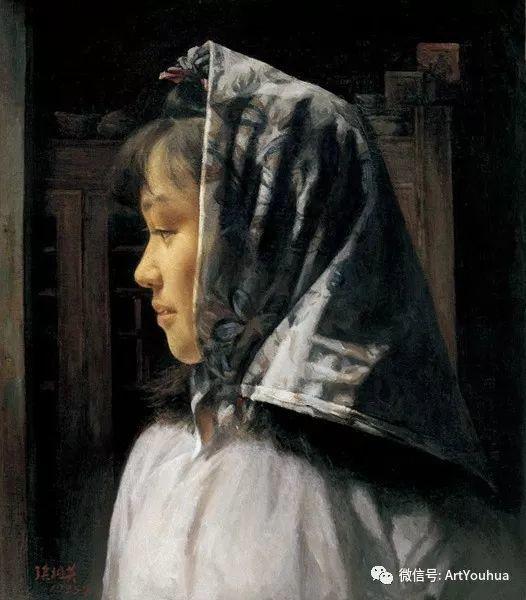 心灵的光泽——张祖英油画欣赏插图85