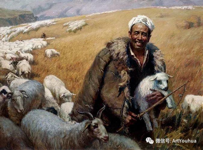 心灵的光泽——张祖英油画欣赏插图87