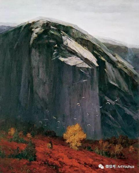 心灵的光泽——张祖英油画欣赏插图89