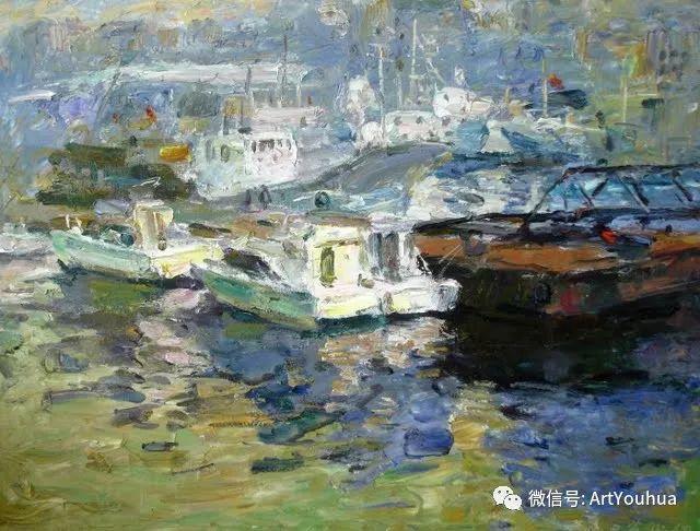 海外中国油画家·言师仲插图17