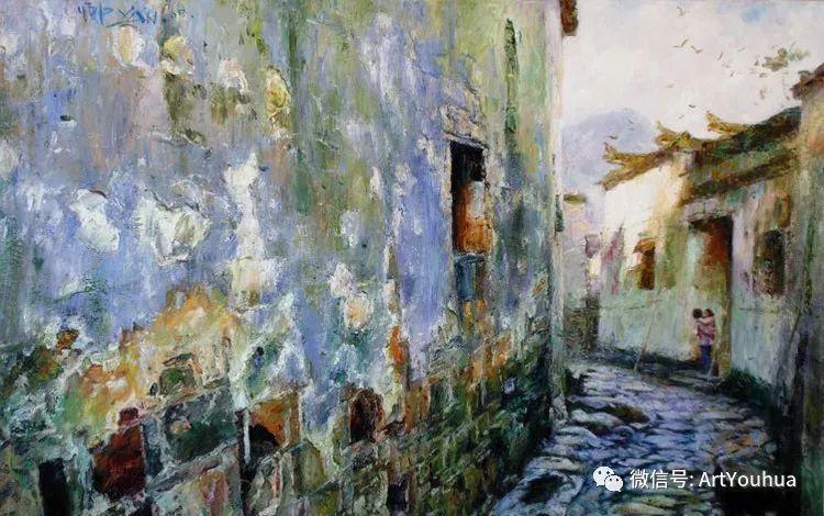 海外中国油画家·言师仲插图29