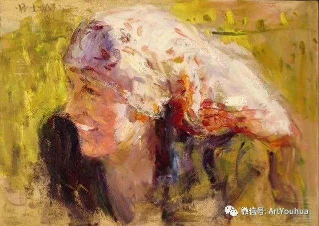 海外中国油画家·言师仲插图31