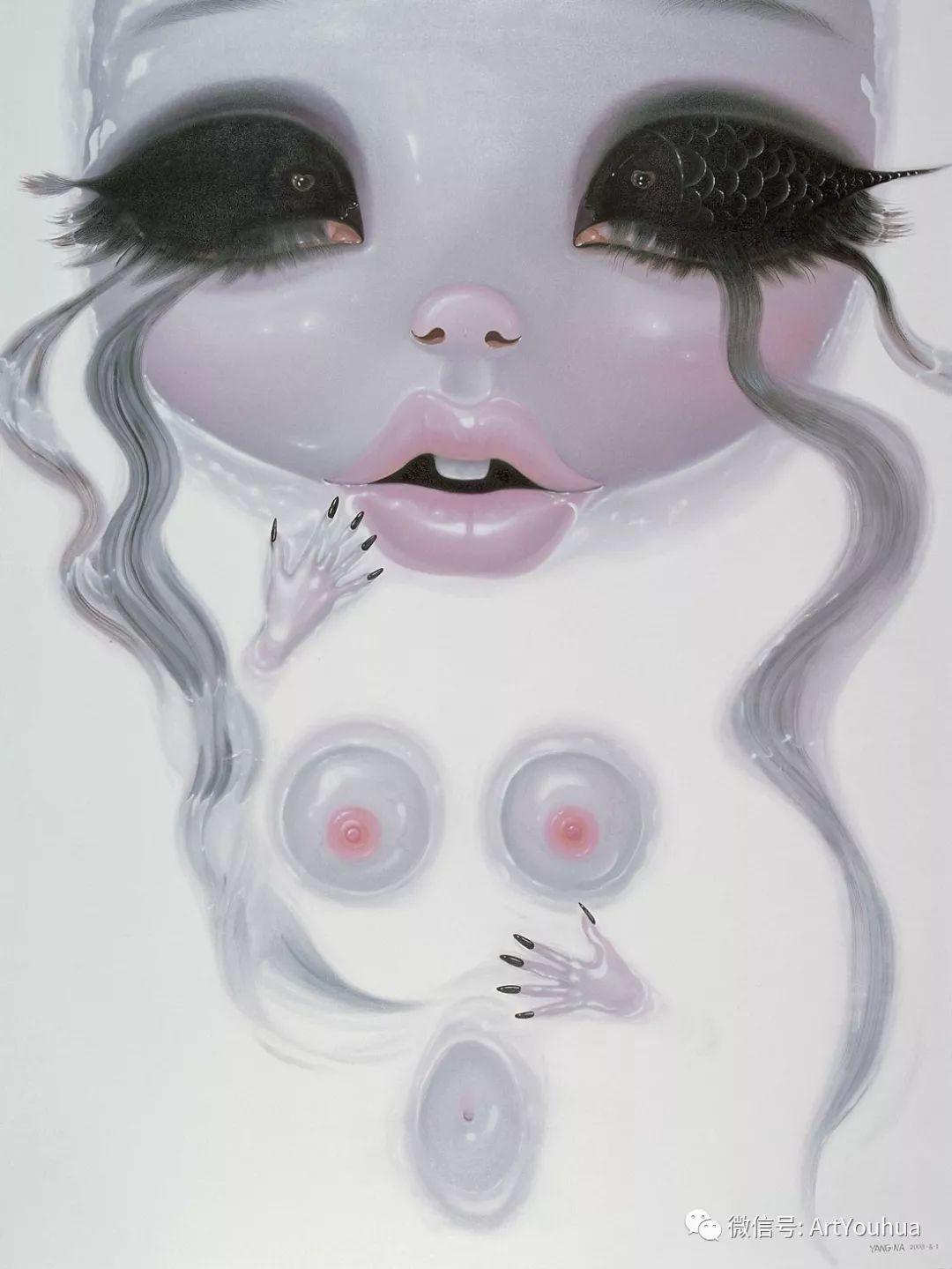 她作品经常挑战观者的现实视角插图45