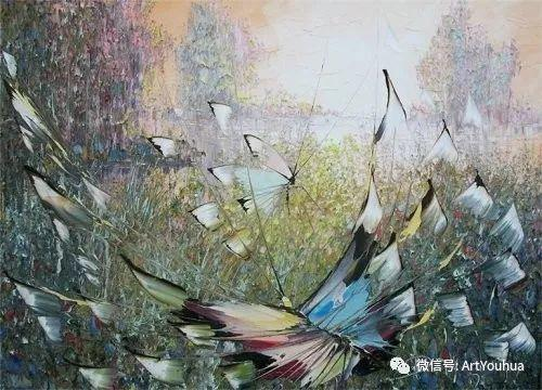 花丛中的蝴蝶 白俄罗斯Dmitry Kustanovich插图61