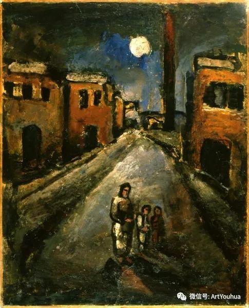 """他被称为""""继伦勃朗之后最伟大的宗教画家""""插图33"""