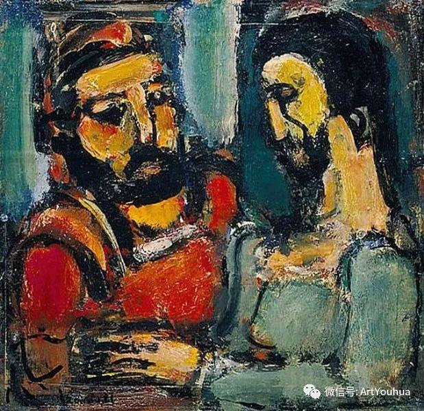 """他被称为""""继伦勃朗之后最伟大的宗教画家""""插图47"""