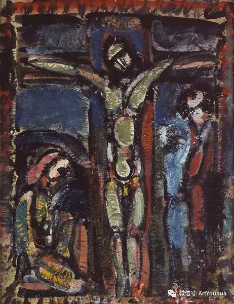 """他被称为""""继伦勃朗之后最伟大的宗教画家""""插图49"""