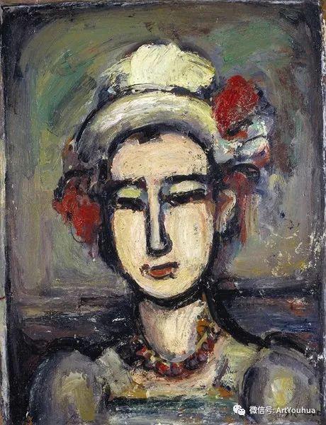 """他被称为""""继伦勃朗之后最伟大的宗教画家""""插图51"""