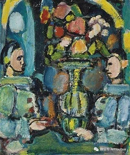 """他被称为""""继伦勃朗之后最伟大的宗教画家""""插图57"""