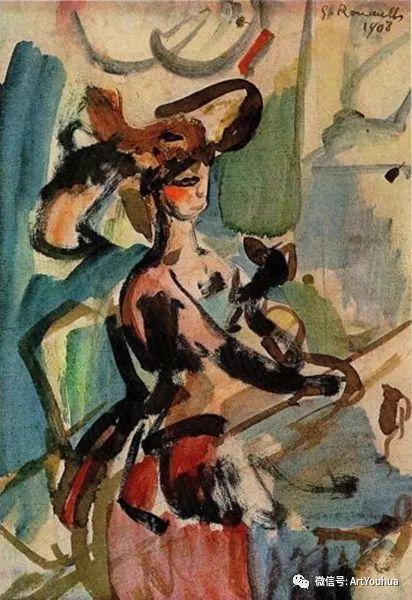 """他被称为""""继伦勃朗之后最伟大的宗教画家""""插图69"""