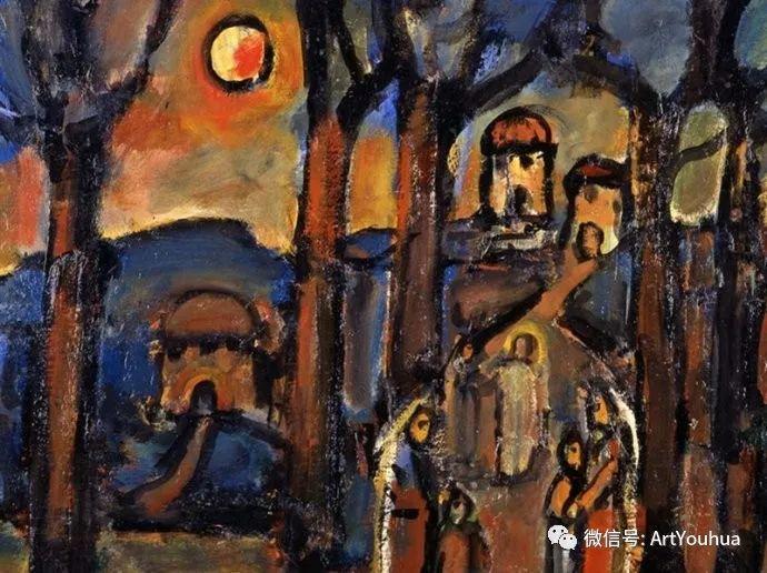 """他被称为""""继伦勃朗之后最伟大的宗教画家""""插图73"""