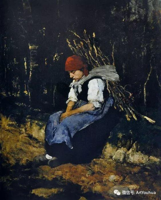 匈牙利伟大画家米哈伊·蒙卡奇插图1