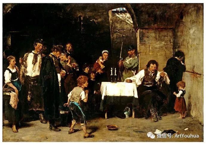 匈牙利伟大画家米哈伊·蒙卡奇插图7