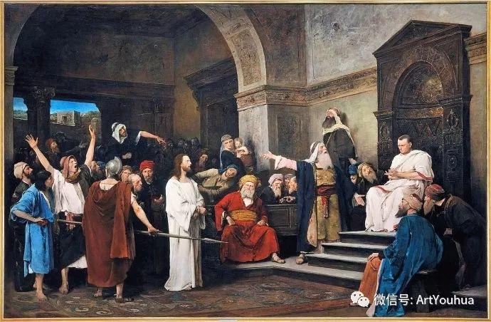 匈牙利伟大画家米哈伊·蒙卡奇插图11
