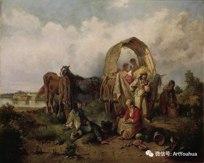 匈牙利伟大画家米哈伊·蒙卡奇插图43