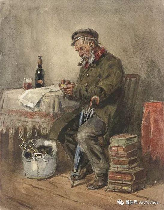 他们家四兄妹都是俄罗斯著名的画家插图1