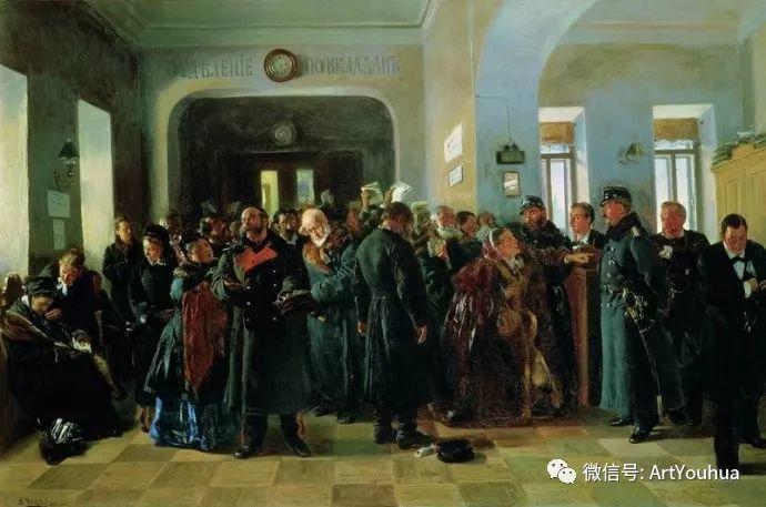 他们家四兄妹都是俄罗斯著名的画家插图2