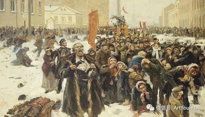 他们家四兄妹都是俄罗斯著名的画家插图4