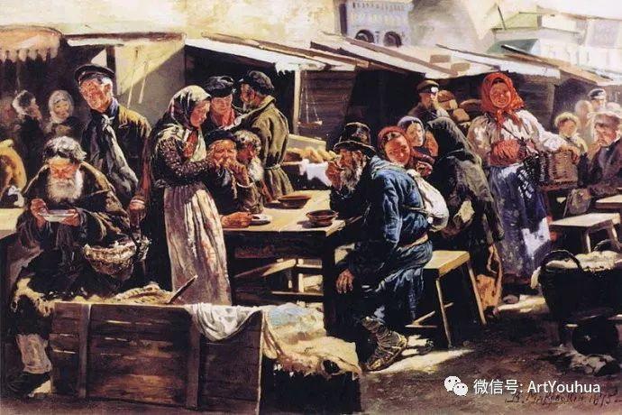 他们家四兄妹都是俄罗斯著名的画家插图8